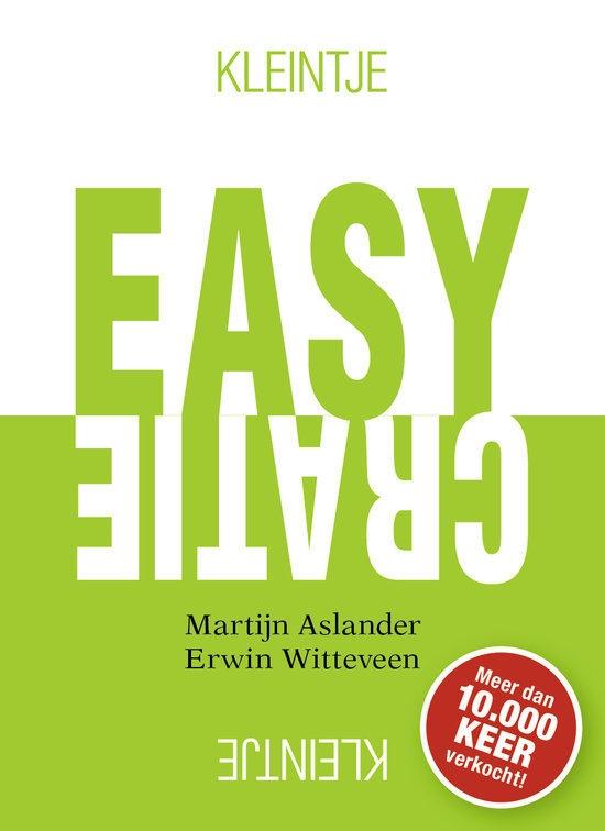 Kleintje Easycratie boek cover